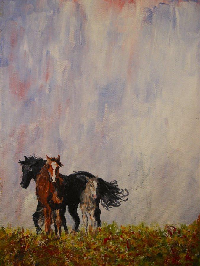 Horses #1